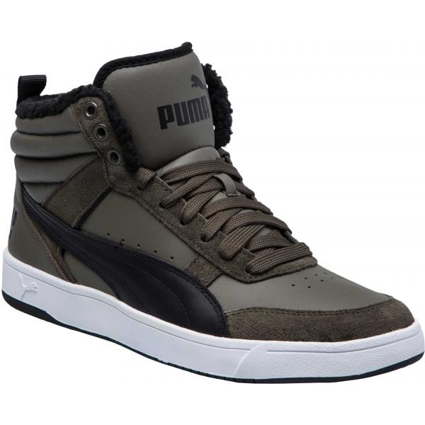 c43f7e237d Puma REBOUND STREET V2 FUR - Pánská vycházková obuv