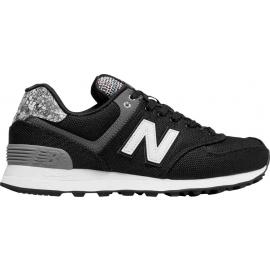 New Balance WL574ASB - Dámská volnočasová obuv