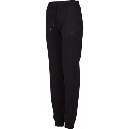Dámské tepláky - Russell Athletic CUFFED SWEAT PANT - 1
