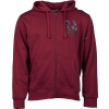 Pánská mikina - Russell Athletic ZIP THROUGH HOODY SWEAT WITH  RA GRAPHIC PRINT - 1