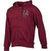 Pánská mikina - Russell Athletic ZIP THROUGH HOODY SWEAT WITH  RA GRAPHIC PRINT - 2