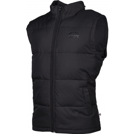 Pánská vesta - Russell Athletic SLEEVELESS PADDED JACKET WITH CONCEALED HOOD - 2