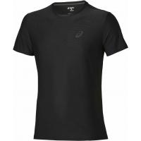 Asics SS TOP BLACK - Pánské běžecké triko