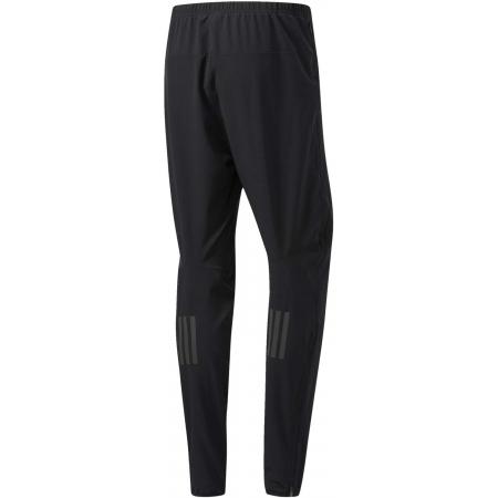Pánské běžecké kalhoty - adidas RS SHELL PT M - 2