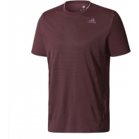adidas SN SS TEE M - Pánské běžecké tričko