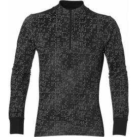 Asics LITE-SHOW 1/2 ZIP - Pánské sportovní triko