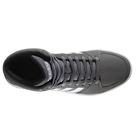 Pánské kotníkové boty - adidas VS HOOPS MID - 2