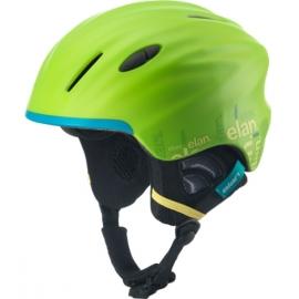 Elan TEAM GREEN - Juniorská lyžařská helma