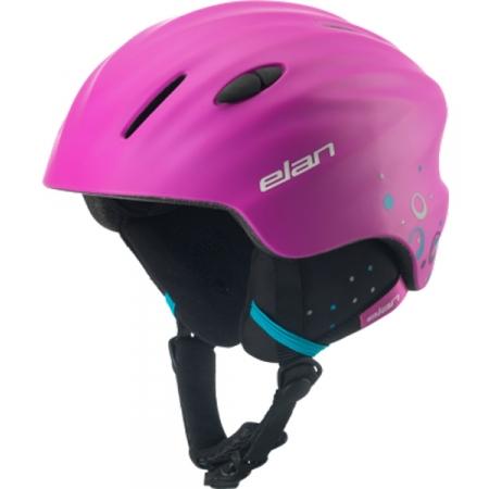Juniorská lyžařská helma - Elan TEAM PINK
