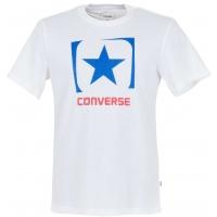 Converse MESH BOXSTAR FILL T - Pánské tričko
