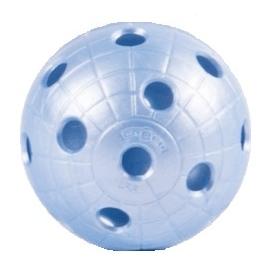 Unihoc BALL CRATER PETROL BLUE - Florbalový míček