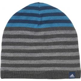 adidas STRIPY BEANIE - Juniorská čepice