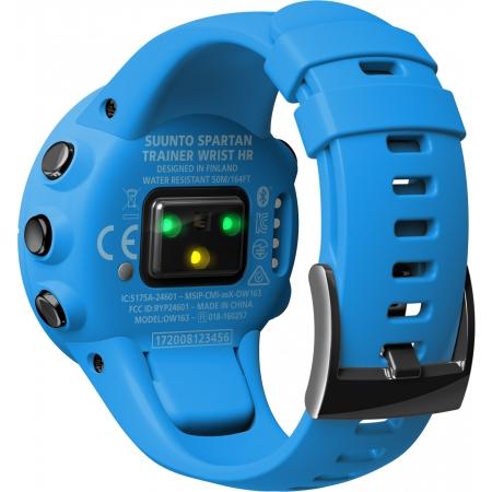 Lehké multisportovní hodinky s GPS - Suunto SPARTAN TRAINER WRIST HR - 15