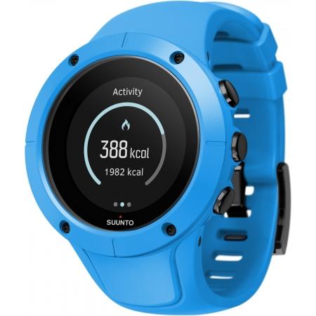 Lehké multisportovní hodinky s GPS - Suunto SPARTAN TRAINER WRIST HR - 9