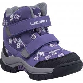 Lewro CUPER - Dětská zimní obuv