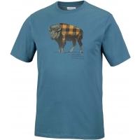 Columbia CSC CHECK THE BUFFALO II - Pánské tričko