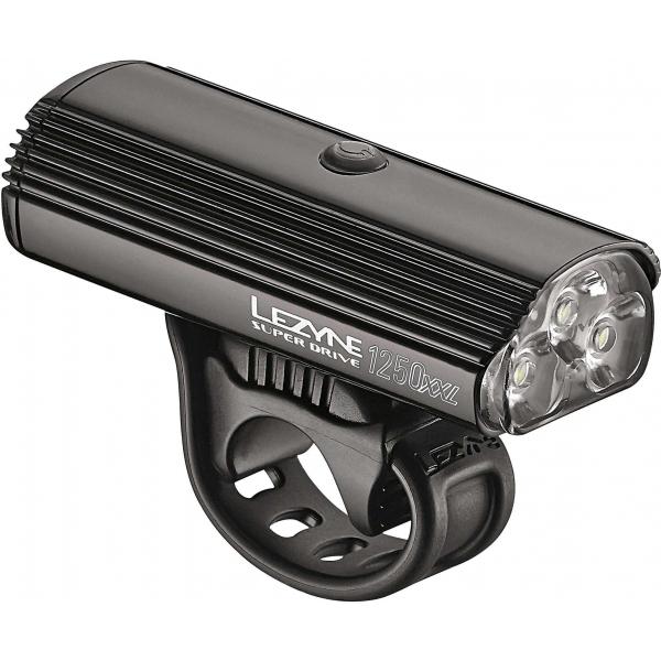 Lezyne SUPER DRIVE 1250XL - Přední světlo na kolo