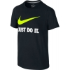"Chlapecké tričko - Nike ""JUST DO IT."" SWOOSH T-SHIRT - 1"