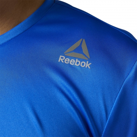 Pánské běžecké triko - Reebok RUN LS TEE - 5
