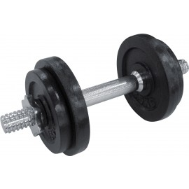 Fitforce ADBB 10 kg - Jednoruční nakládací činka