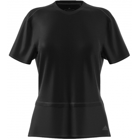 Dámské běžecké triko - adidas TKO SS TEE Q4 W - 1