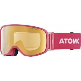 Atomic REVENT S FDL STEREO - Sjezdové brýle