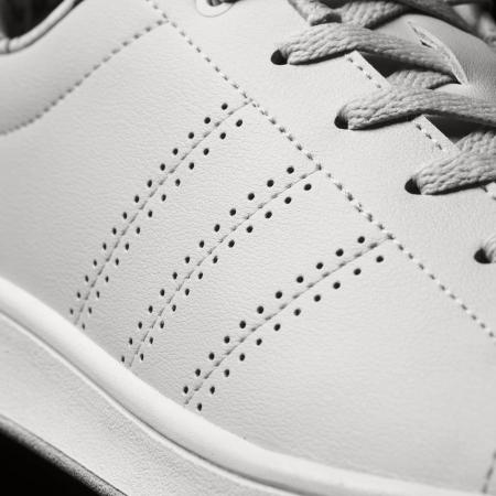 Dámská volnočasová obuv - adidas ADVANTAGE CL QT W - 7