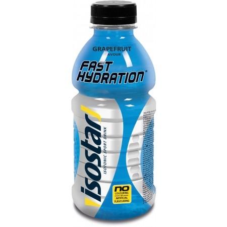 Isotonický nápoj - Isostar FAST HYDRATION GRAPEFRUIT 500 ML