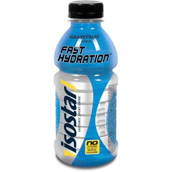 Isostar FAST HYDRATATION GRAPEFRUIT 500 ML - Isotonický nápoj