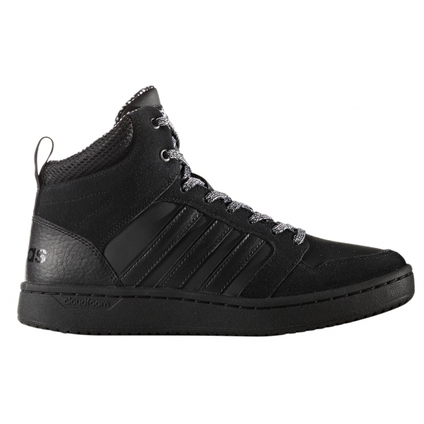 adidas CF SUPERHOOPS MID W - Dámské kotníkové boty