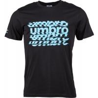 Umbro UX TRAINING GRAPHIC COTTON TEE - Pánské triko