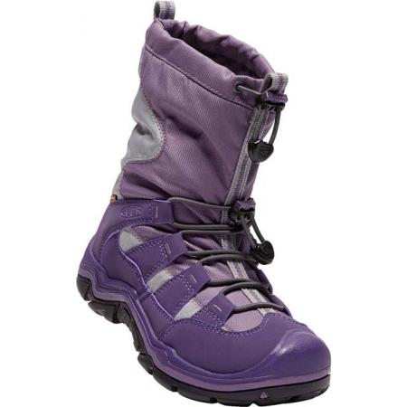 Juniorská zimní obuv - Keen WINTERPORT II WP JR - 2