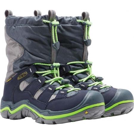 Dětská zimní obuv - Keen WINTERPORT II WP K - 7