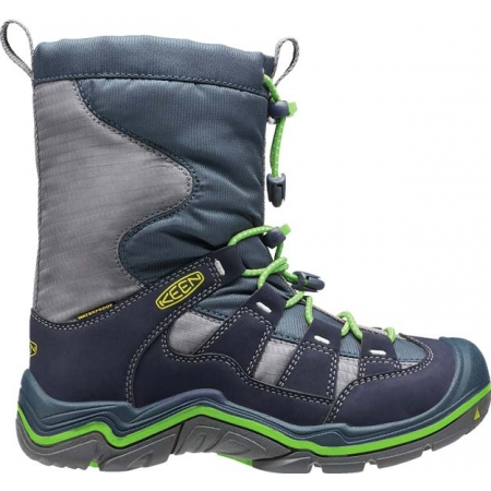 Dětská zimní obuv - Keen WINTERPORT II WP K - 2
