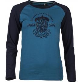 O'Neill LB JACKS BASE L/SLV T-SHIRT - Chlapecké triko s dlouhým rukávem