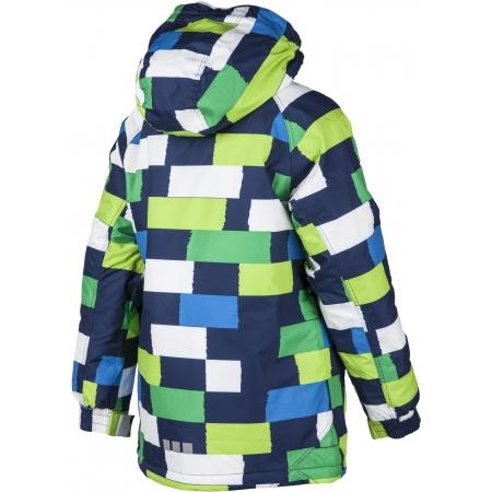 Chlapecká snowboardová bunda