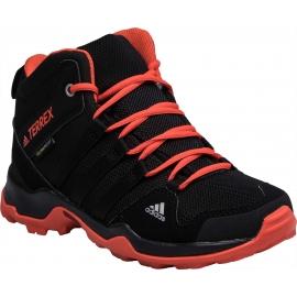 adidas TERREX AX2R MID CP K - Dětská outdoorová obuv e61dd27f850