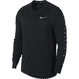Nike FLSH MLR TOP LS SNL GX - Pánský běžecký top