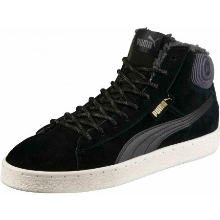 Pánská zimní fashion obuv - Puma 1948 MID CORDUROY - 1