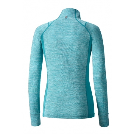 Dámské běžecké triko - Mizuno ALPHA LS HZ W - 2