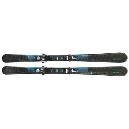 Dámské sjezdové lyže - Elan BLACK MAGIC LS + ELW 9 - 2