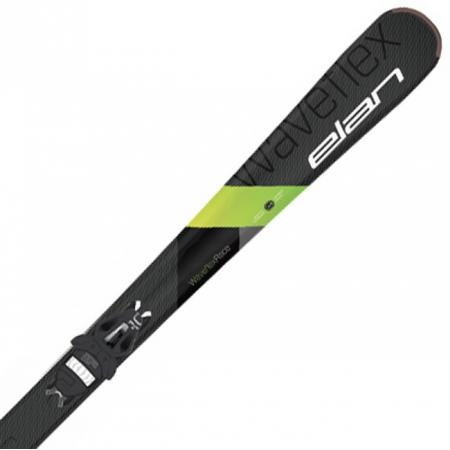 Pánské sjezdové lyže - Elan WAVEFLEX RACE LS + EL10 - 1