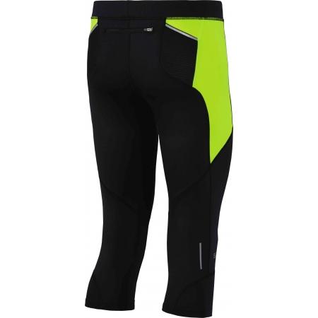 Pánské elastické 3/4 kalhoty - Mizuno BG3000 3/4 TIGHT - 2