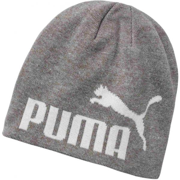 Puma ESS BIG CAT BEANIE JNR - Juniorská zimní čepice