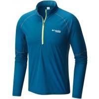 Columbia TITAN 1/2 ZIP ULTRA - Pánské běžecké triko