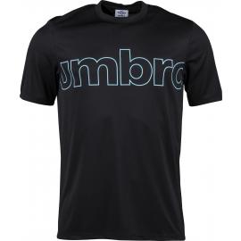 Umbro VELOCE POLY TEE - Pánské sportovní triko