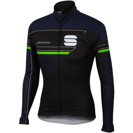 Pánská cyklistická bunda - Sportful GRUPPETTO WS JCK