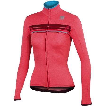 Dámský cyklistický dres s dlouhým rukávem - Sportful ALLURE THRMAL JER