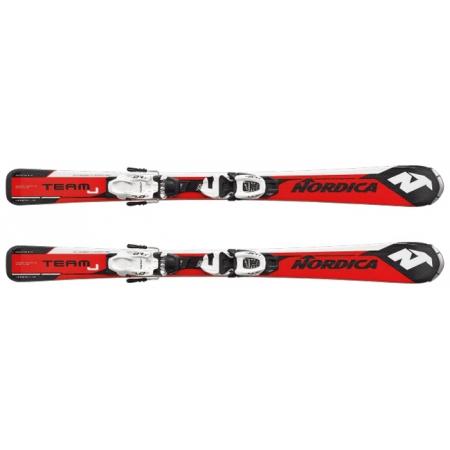 Juniorská a dětská lyže - Nordica TEAM J RACE FDT + JR 4.5 - 2