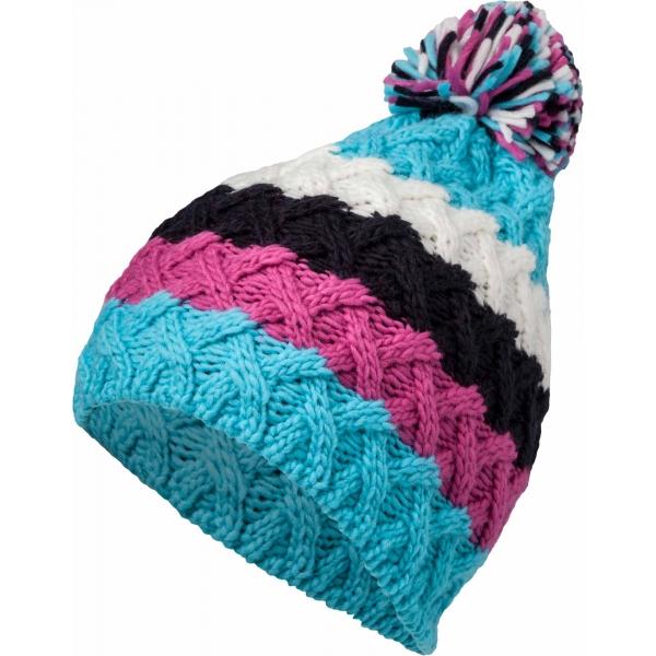 Lewro CLEFAIRY - Dívčí pletená čepice 4c50186978